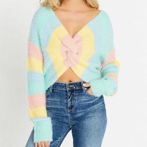 Buffalo Twist Sweater